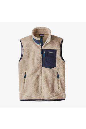 Patagonia Classic Retro-X Fleece Vest - Natural