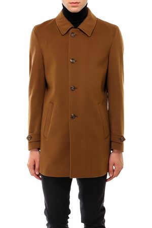 Schneiders Men Coats - Lined wool coat