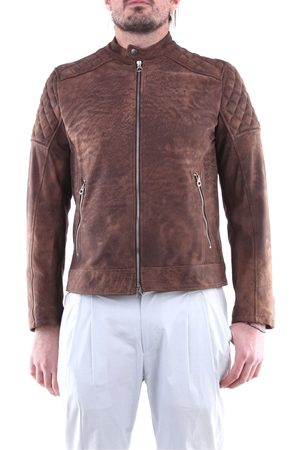 EMANUELE CURCI Jackets Leather jackets Men Leather