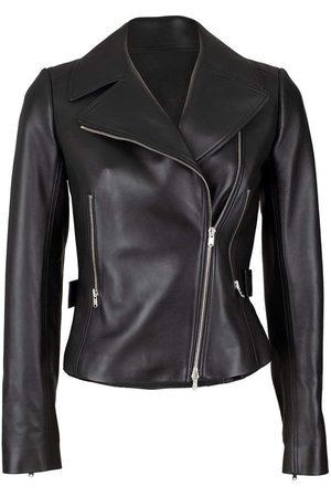 Alaïa Edition 2003 Leather Biker Jacket