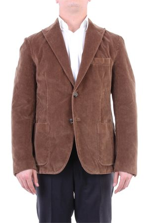 ELEVENTY Men Blazers - Jackets Blazer Men Beaver
