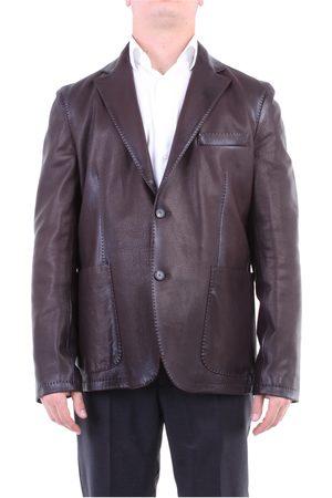 TAGLIATORE Men Leather Jackets - Jackets Leather jackets Men