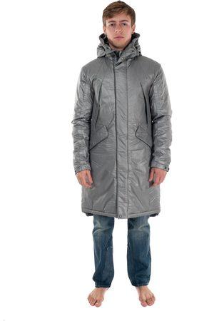 KRAKATAU Men Parkas - Jacket for men LONG PARKA QM218 ZEROTH QM218