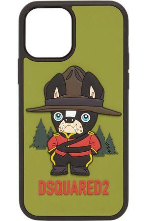 Dsquared2 Ciro Mascot Print Iphone 12 Pro Cover