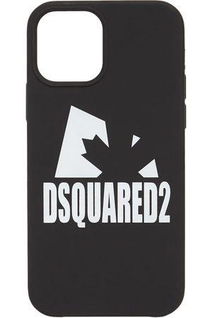 Dsquared2 Logo Dsq2 Maple Leaf Iphone 12 Pro Cover