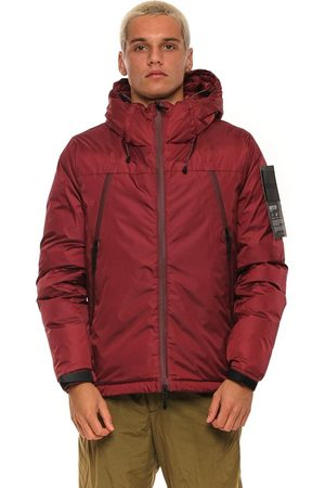 OUTHERE Down jacket for men 501 100 MERLOT