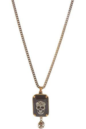Alexander McQueen Men Necklaces - Skull Necklace