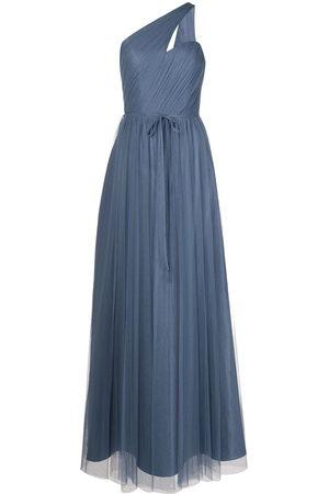 Marchesa Notte Women Asymmetrical Dresses - Asymmetric one-shoulder dress