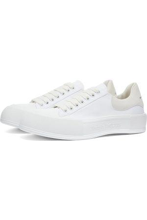 Alexander McQueen Men Sneakers - Chunky Foxing Plimsol Sneaker