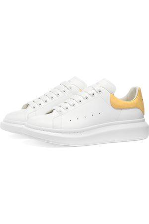 Alexander McQueen Men Platform Sneakers - Heel Tab Wedge Sole Sneaker