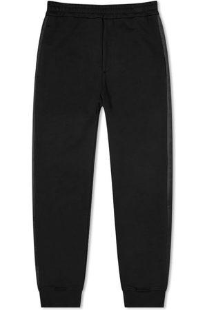 Alexander McQueen Men Sweatpants - Graffitti Logo Sweat Pant