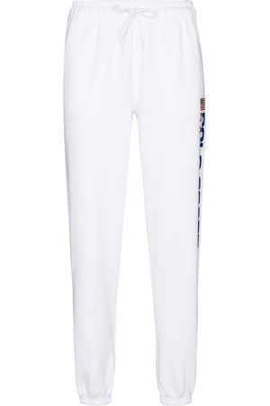 Polo Ralph Lauren Women Sweatpants - Polo Sport cropped track pants