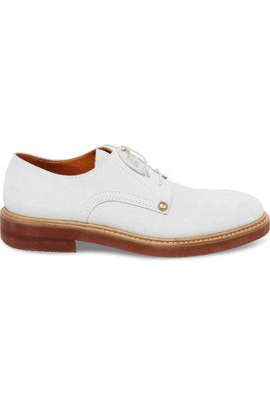 Cesare Paciotti Men Shoes - MEN'S PAC308B LEATHER LACE-UP SHOES