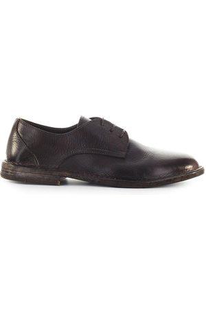 Moma Men Shoes - MEN'S 24904YB LEATHER LACE-UP SHOES