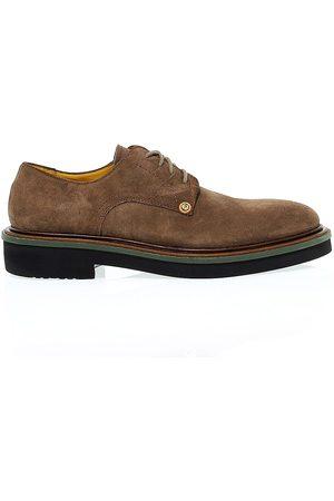 Cesare Paciotti Men Shoes - MEN'S PAC503081 SUEDE LACE-UP SHOES