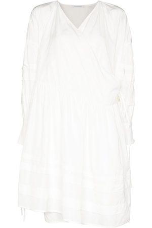 Cecilie Bahnsen Amalie oversized wrap dress