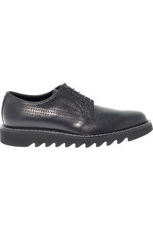 Cesare Paciotti Men Shoes - MEN'S PAC53258 LEATHER LACE-UP SHOES