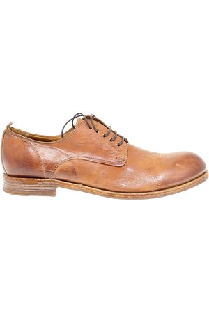 Moma MEN'S 12801 LEATHER LACE-UP SHOES