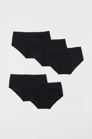 H&M Women Hipsters - MAMA 5-pack Hipster Briefs