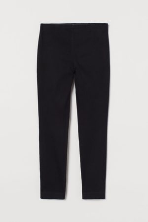 H&M High Waist Twill Pants