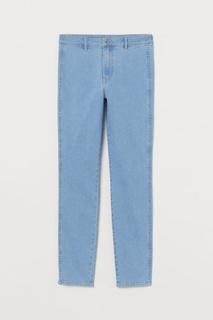 H&M Women High Waisted - Skinny High Ankle Jeans