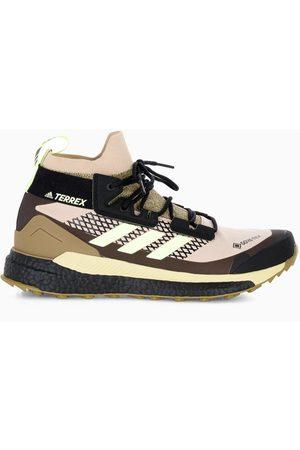 adidas Men Outdoor Shoes - Terrex Free Hiker Gore-Tex Hiking Shoes