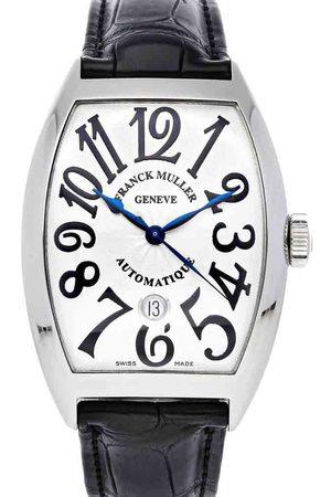 FRANCK MULLER Men Watches - Stainless Steel Cintree Curvex 8880 B SC DT AC Men's Wristwatch 39 x 47 MM