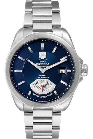 Tag Heuer Stainless Steel Carrera Automatic WAV511J Men's Wristwatch 40 MM