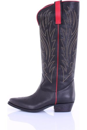 Semi Couture Women Biker Boots - SEMICOUTURE Boots Texans / biker Women