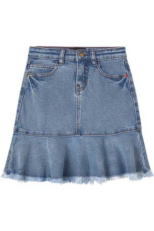 Molo Stone Barbro Denim Skirt - Girl - 98/104 cm - - Denim skirts