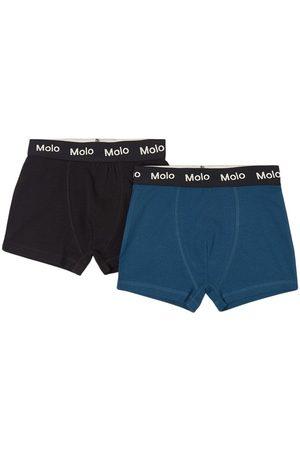 Molo 2-Pack Sea Justin Boxer Briefs - Boy - 92/98 cm - - Underwear sets