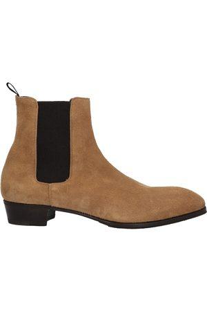 LIDFORT Men Ankle Boots - MEN'S 1001DESERTOASISBURNETSUGA ANKLE BOOTS