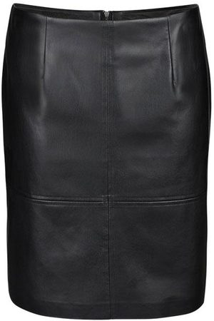 Dante 6 Women Leather Skirts - Tootsie skirt - faux leather