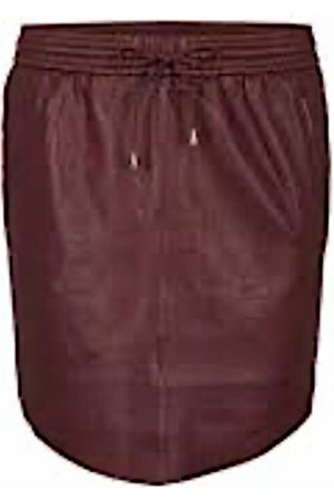 Second Female Women Leather Skirts - Prill Leather Skirt