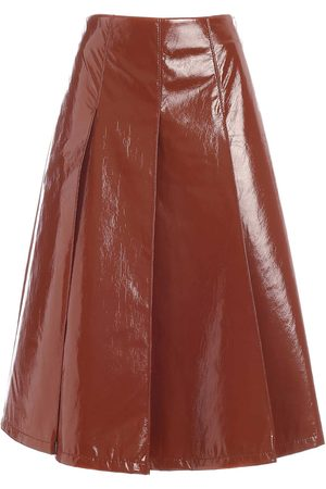VIVETTA Patent A Skirt