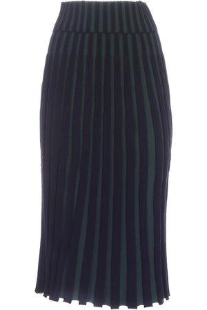 Kenzo Women Pleated Skirts - Pleated Skirt