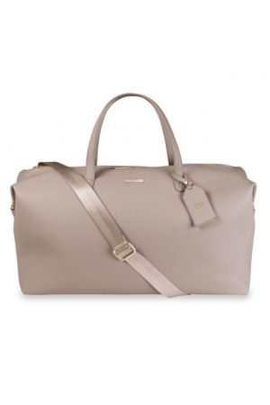 Katie Loxton Taupe Weekend Away Holdall Duffle Bag KLB577
