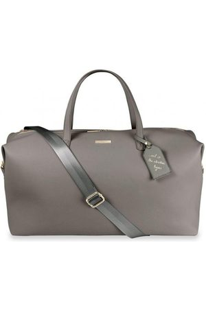 Katie Loxton Charcoal Weekend Away Holdall Duffle Bag KLB940
