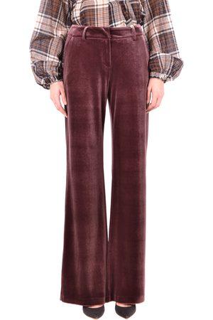 Olla Par g Wide Leg Trousers in Pink
