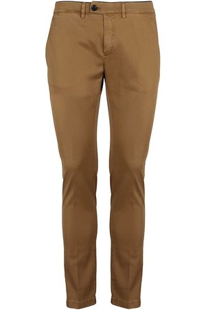 DEPARTMENT FIVE MEN'S U16P02T1601VE033 BEIGE COTTON PANTS