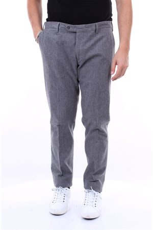 BARBA Chino trousers with america pocket