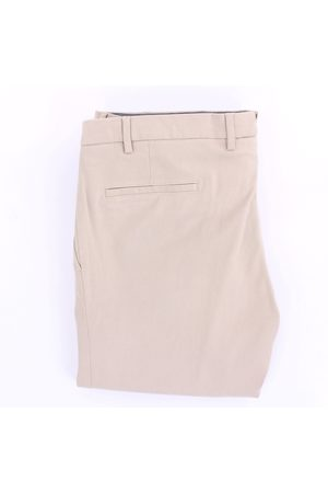 BARBA Chino trousers in beige color