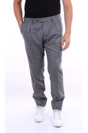 BARBA Men Chinos - Beard chino pants with micro designs
