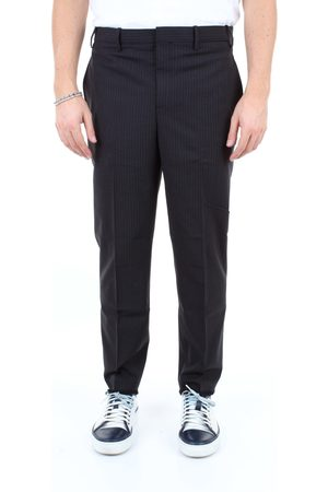 Neil Barrett Trousers Chino Men pinstripe