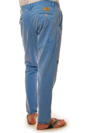 PRPS Men Chinos - PRPS Woven Cotton Chinos