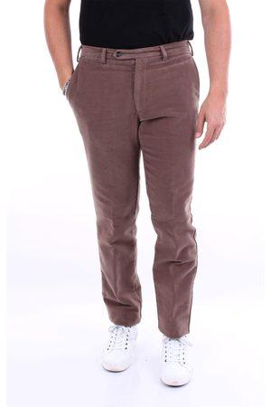 BARBA Camel colored chino pants