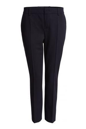 Set Fashion Tapered Smart Trousers