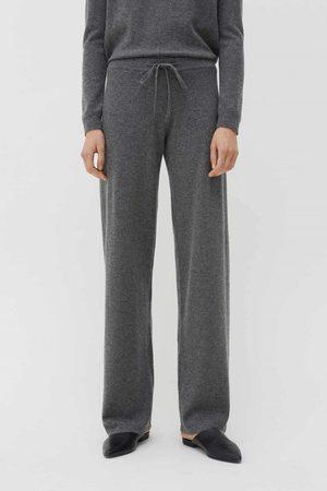 Chinti And Parker Women Wide Leg - Chinti & Parker Wide Leg Pants - Grey