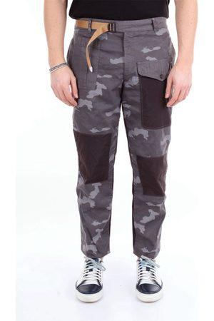 White Sand Men Jeans - MEN'S 20SU08605PTNEROEGRIGIOSCU OTHER MATERIALS PANTS