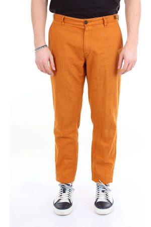 White Sand MEN'S 20SU10264ZUCCA OTHER MATERIALS PANTS